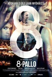 8-Pallo (2013) cover