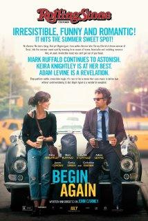 Begin Again (2013) cover