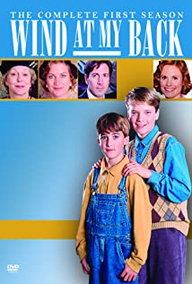 Wind at My Back 1996 poster