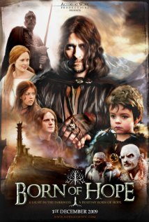 Born of Hope (2009) cover