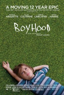 Boyhood (2014) cover