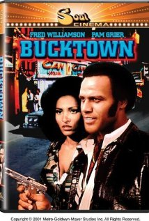 Bucktown (1975) cover