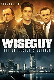 Wiseguy 1987 poster