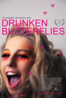 Drunken Butterflies (2014) cover