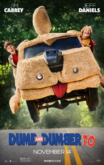 Dumb and Dumber To (2014) cover