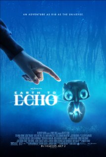 Earth to Echo (2014) cover