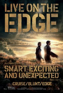Edge of Tomorrow (2014) cover