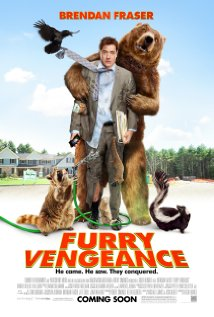 Furry Vengeance (2010) cover