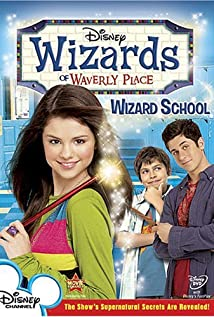 Wizards of Waverly Place (2007) cover