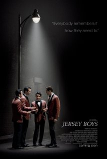 Jersey Boys (2014) cover