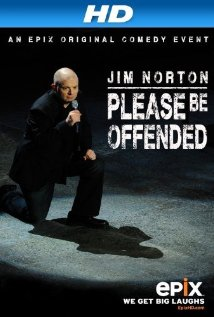 Jim Norton: Please Be Offended (2012) cover