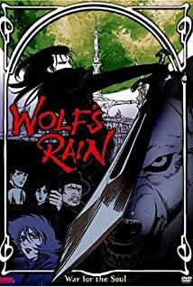 Wolf's Rain (2003) cover