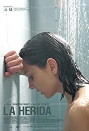 La herida (2013) cover