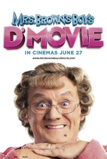 Mrs. Brown's Boys D'Movie (2014) cover