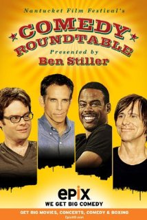 Nantucket Film Festival's Comedy Roundtable 2012 poster