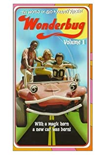 Wonderbug (1976) cover