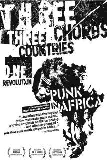 Punk in Africa (2012) cover
