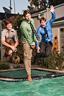 Workaholics (2011) cover