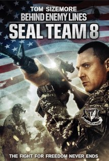 Seal Team Eight: Behind Enemy Lines (2014) cover