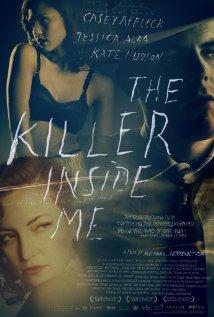 The Killer Inside Me (2010) cover