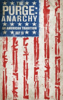 The Purge: Anarchy (2014) cover