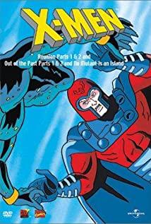 X-Men 1992 poster