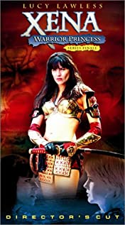 Xena: Warrior Princess (1995) cover