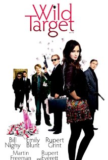 Wild Target (2010) cover