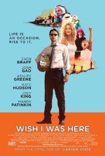 Wish I Was Here 2014 poster