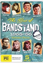 Bandstand 1958 poster