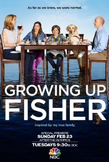 Growing Up Fisher (2014) cover