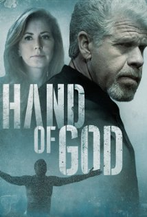 Hand of God (2014) cover