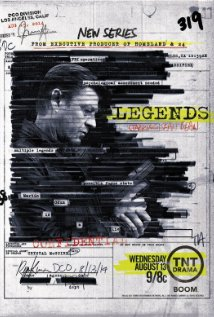 Legends (2014) cover