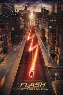 The Flash (2014) cover