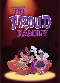 The Proud Family (2001) cover