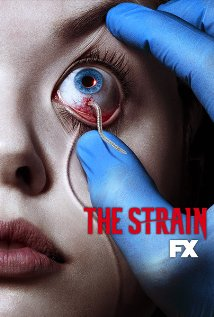 The Strain (2014) cover