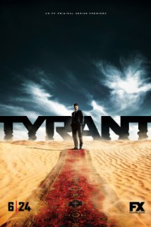 Tyrant (2014) cover