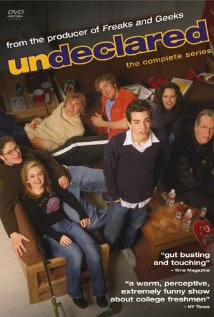 Undeclared (2001) cover