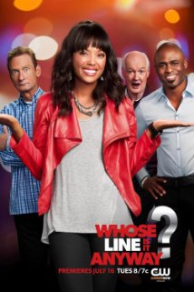 Whose Line Is It Anyway? (2013) cover