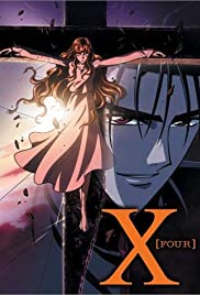 X (2001) cover