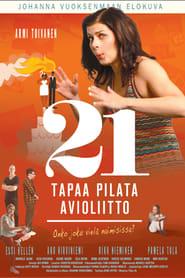 21 tapaa pilata avioliitto (2013) cover