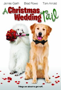 A Christmas Wedding Tail (2011) cover