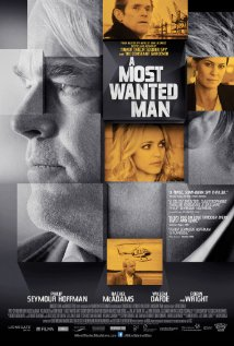A Most Wanted Man 2014 poster