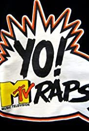 Yo! MTV Raps (1988) cover