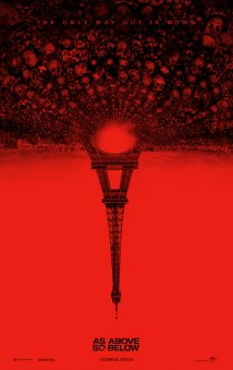 As Above, So Below (2014) cover