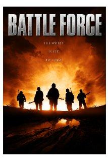 Battle Force 2012 poster