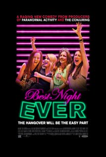 Best Night Ever (2013) cover