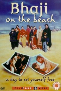 Bhaji on the Beach 1993 poster