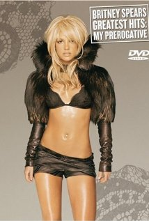 Britney Spears: Greatest Hits - My Prerogative (2004) cover