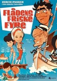 Flådens friske fyre (1965) cover